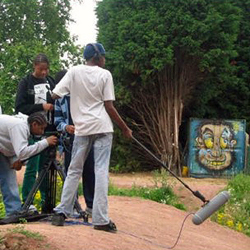 Reel Youth digital film-making