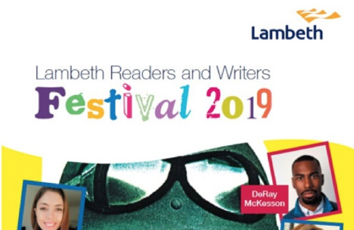 Common Ground as part of Lambeth Readers and Writers Festival