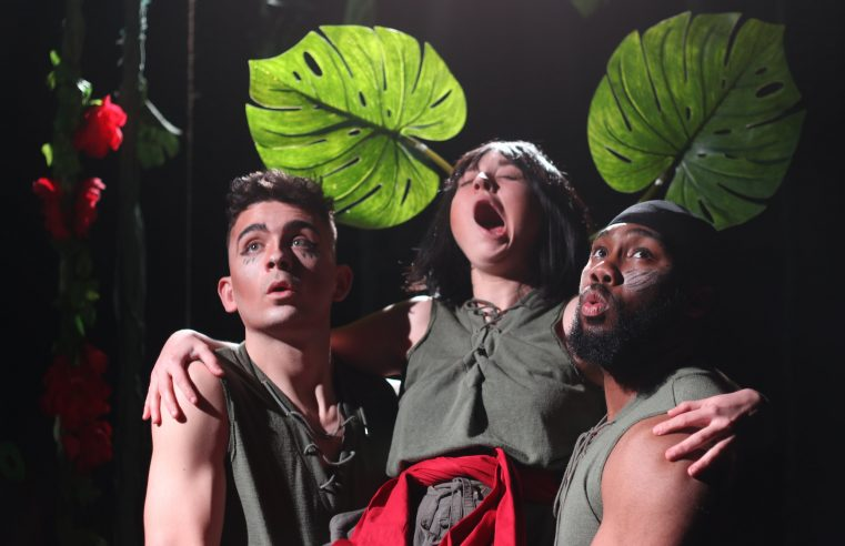 BCB & Jellyfish Theatre present The Jungle Book
